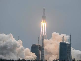 Puin van Chinese raket kan zondag neerstorten in Europa