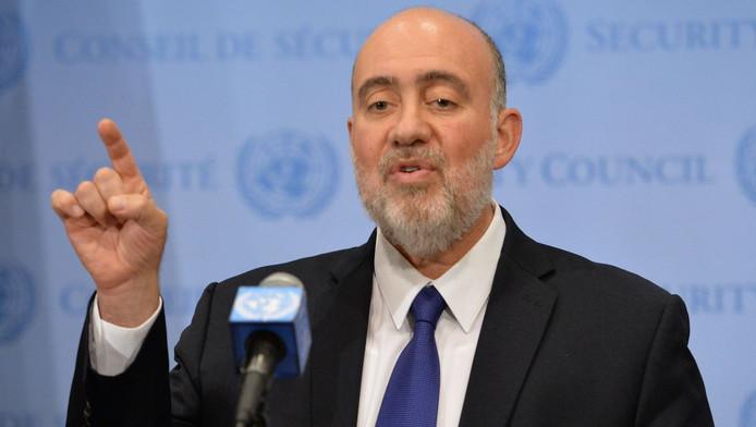 Ron Prosor, ambassadeur d'Israël auprès de l'ONU