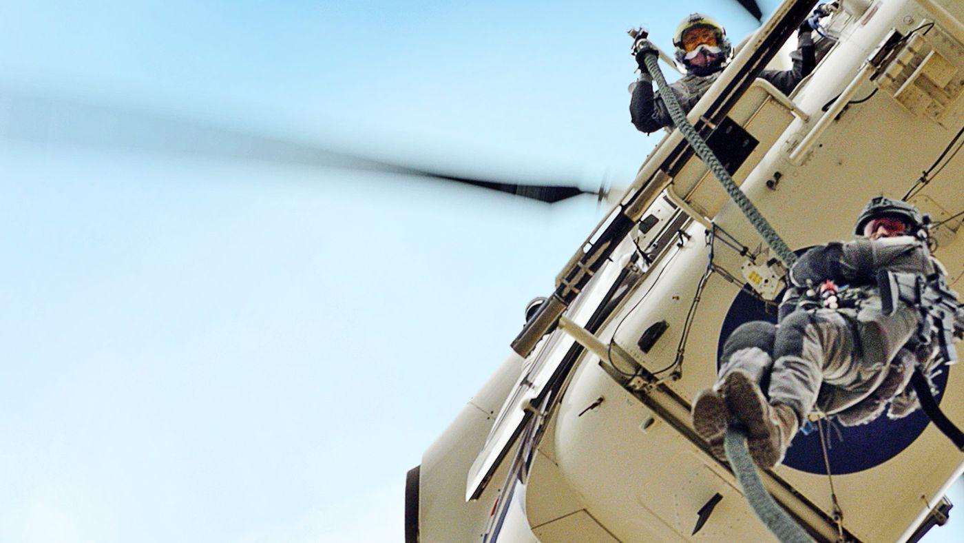 De Luchtpolitie