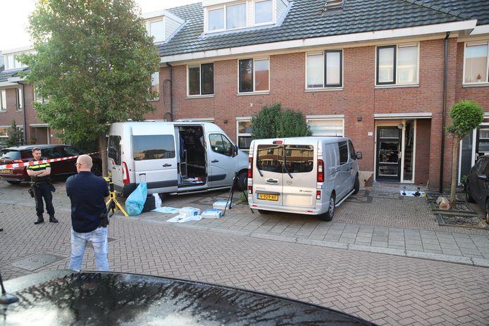 Explosie in Den Hoorn.