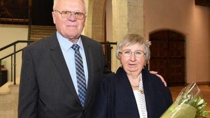 Jacques en Nella zijn 60 jaar gehuwd
