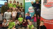 Ilse Heylen maakt leerlingen warm voor judo