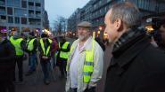 Magere opkomst 'gele hesjes' in Genk, wel 11.000 geïnteresseerden op Facebook om Wetstraat te blokkeren