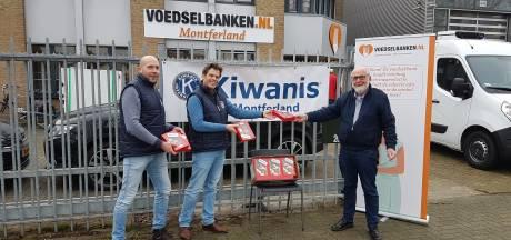 100 kinderen verblijd met chocoladeletter in pakket van Voedselbank Montferland