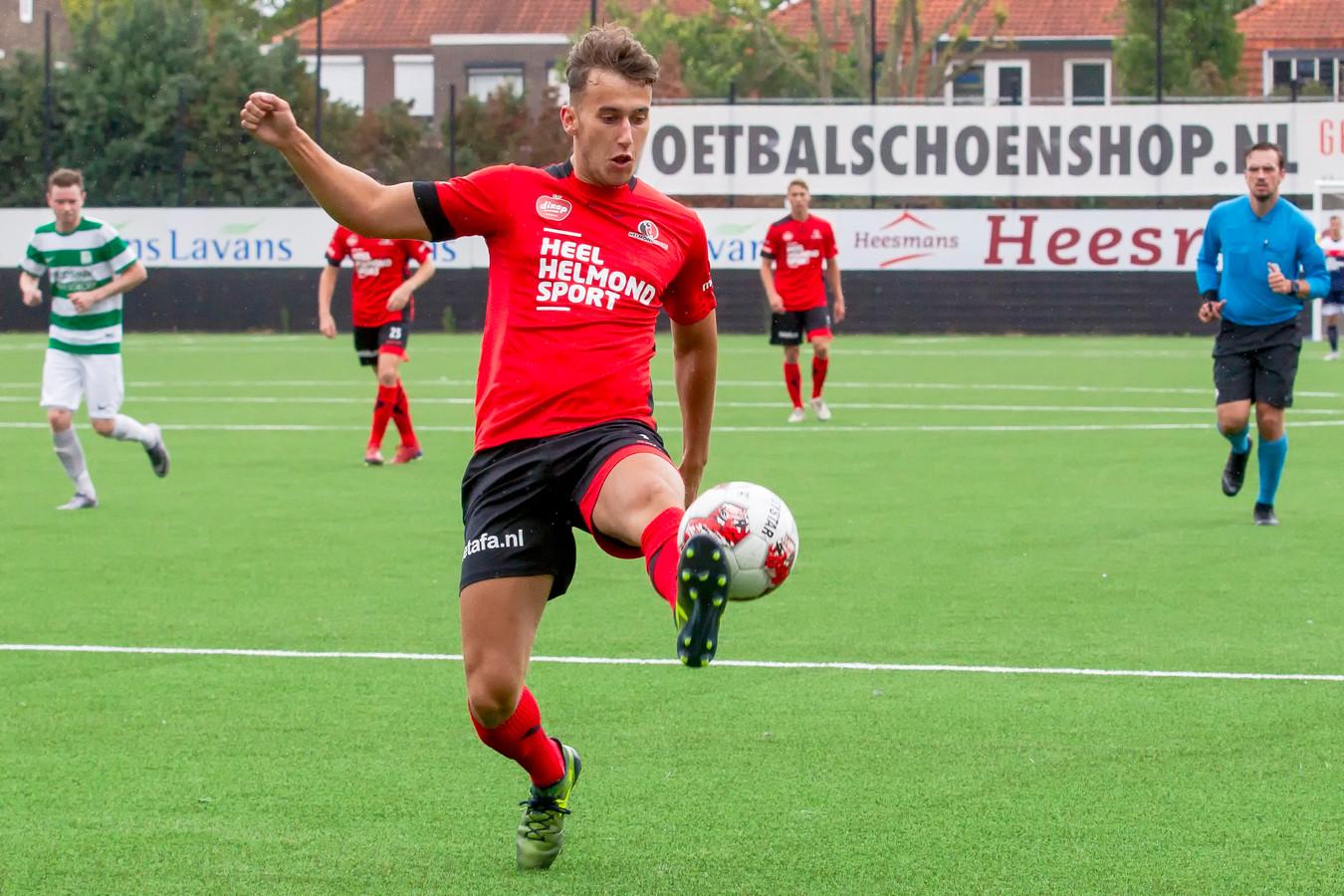 Koen Wesdorp verlaat Helmond Sport per direct.
