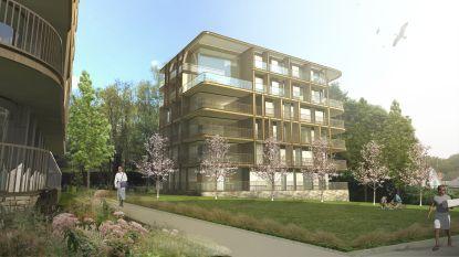 Oude collegegebouwen ruimen plaats voor modern complex