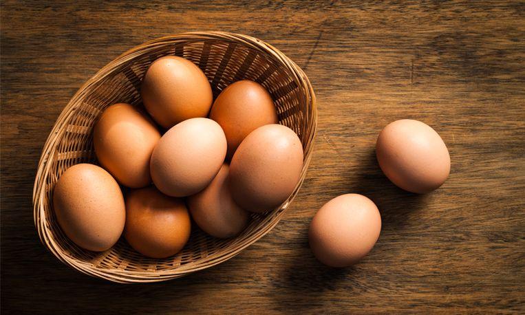 eieren dieet