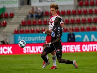 """Ewoud Pletinckx (Z. Waregem) doet derby tegen KVK kantelen: """"Of het penalty was? Dat heeft geen belang"""""""