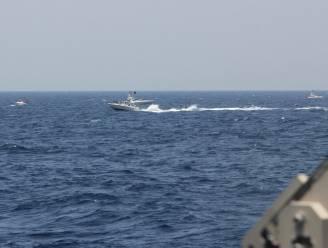 Amerikaans schip vuurt waarschuwingsschoten af naar Iraanse boten