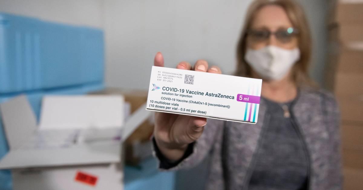 Le Conseil supérieur de la Santé recommande le vaccin AstraZeneca aussi pour les plus de 55 ans - 7sur7
