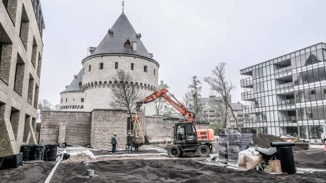 """Kortrijk krijgt nieuw stadspark De Paulientjes: """"Groene oase in schaduw van Broeltorens"""""""