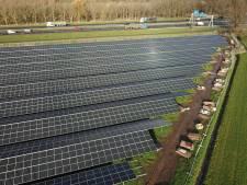 Inwoners kunnen vanaf maandag in zonnepark Cothen investeren