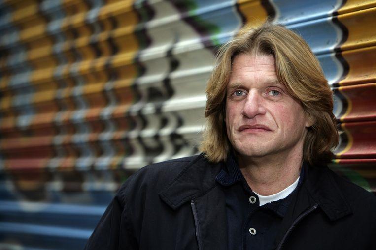 Keith Bakker in 2008. Beeld ANP