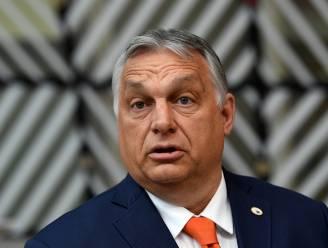 """Premier De Croo noemt nieuwe Hongaarse 'antihomo'-wet """"achterlijk"""", Hongaarse premier Orban verdedigt ze met vuur"""