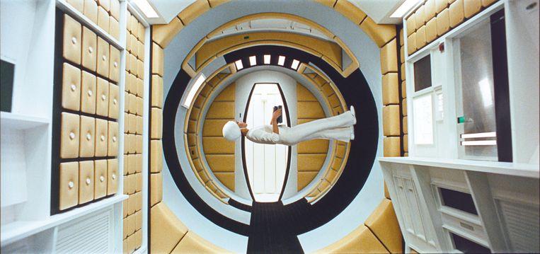 Beeld uit '2001: A Space Odyssey'. Beeld Warner Bros. Entertainment