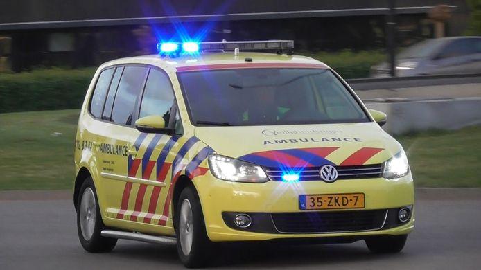 In Zaltbommel staat nu vaak een Rapid Responder.