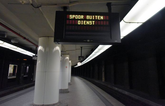 Problemen bij het spoor door brandje afgelopen weekend