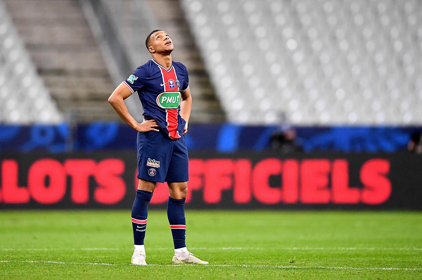 Waar voetbalt Mbappé op 1 september?