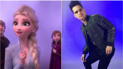 Disney dropt eerste nummer uit de soundtrack van 'Frozen 2', met Panic! At The Disco als verrassende vervanger voor Elsa