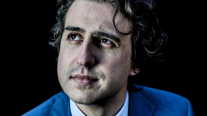Jesse Klaver, lijsttrekker van GroenLinks