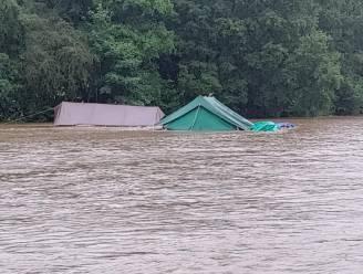 Scouts Harelbeke houdt crowdfunding, 30.000 euro schade door overstroming