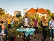 Tuin voor bezinning en verbinding in Eindhoven