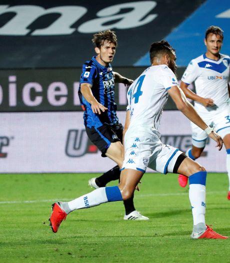Heerlijke goal De Roon in voetbalshow Atalanta