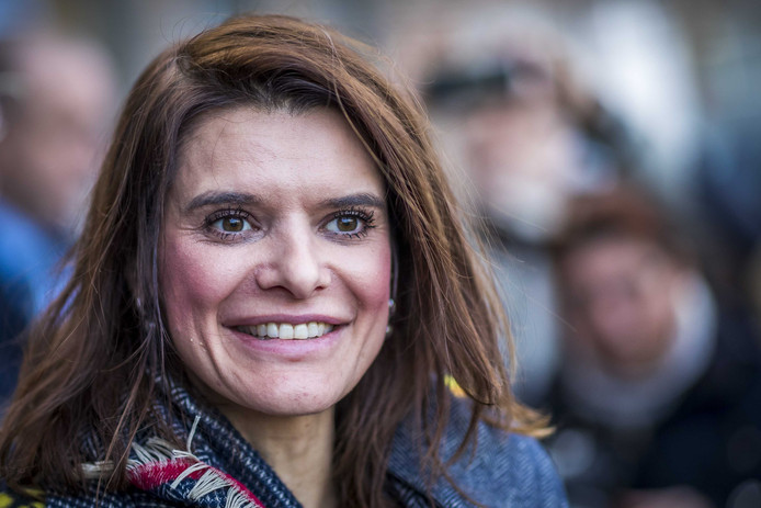 Barbara Visser, staatssecretaris van Defensie
