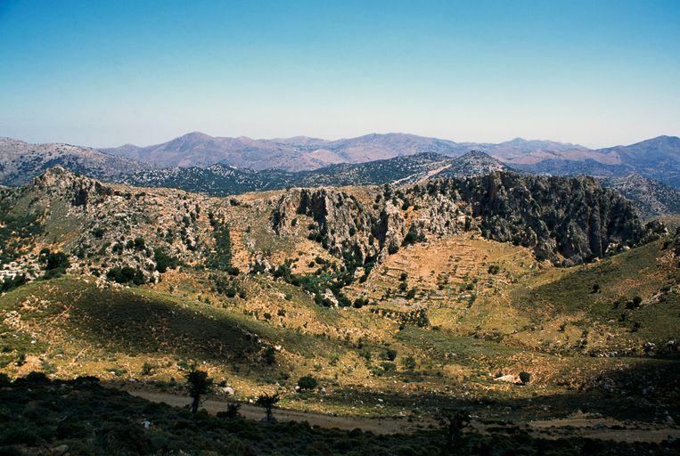 'Hemels, dat is de beste manier om Kreta te omschrijven.' Beeld Getty Images