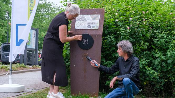 Luisterpalen vertellen op vijf plekken in Wuustwezel over landschapsevolutie