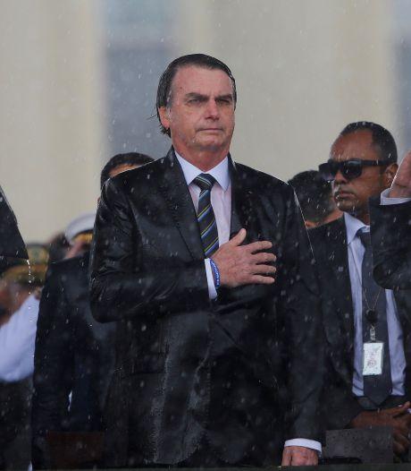 Drie hoogste militairen in Brazilië stappen op na ontslag defensieminister