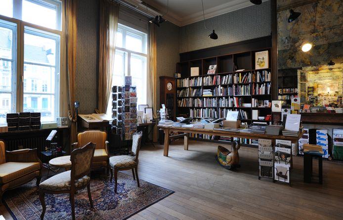 Theoria is de naam boekenhuis waardig.