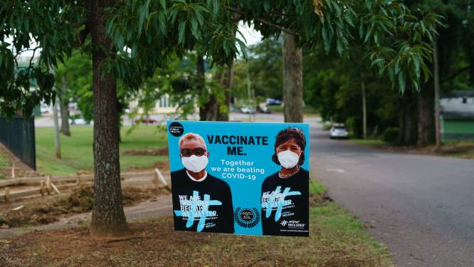 """""""Stervende patiënten smeken om vaccin"""": bij meer dan 99 procent van coronasterfgevallen in VS gaat het om niet-gevaccineerden"""