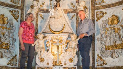 Mariaprocessie trekt op 7 juli opnieuw door centrum, al was dat even niet zeker: Wilfried en Rita versterken Ommegangscomité