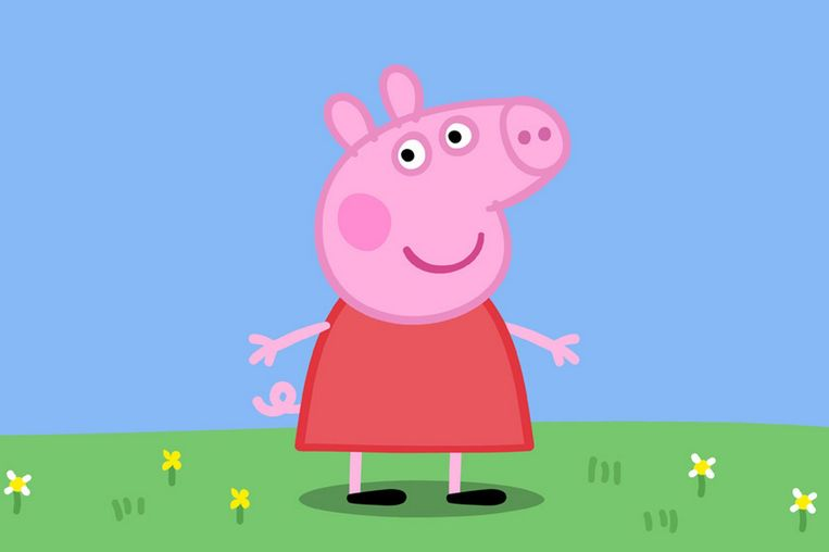 Peppa Pig. Beeld rv