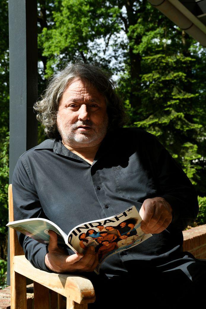 San Fu Maltha is naast gevierd filmproducent nu ook hoofdredacteur van de Pindah* een blad over de Indische lifestyle. Zijn jeugdjaren bracht hij door in West-Brabant.