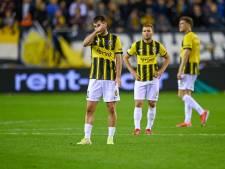 Strijdend Vitesse na rust ten onder tegen Stade Rennais