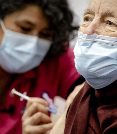 Vaccinatiebereidheid in Gelderland stijgt: 93 procent van Achterhoekers wil een prik