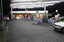 Overval tankstation Eindhoven