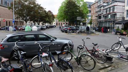 Welke straten worden autovrij of autoluw in omgeving Vismarkt?