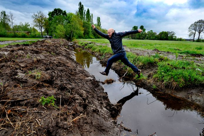 Ernst Jonkers investeerde flink in de ombouw van de verouderde familiecamping De Boskant naar Streekpark Klein Oisterwijk.
