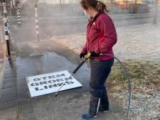 Heel veel flyeren en niet aanbellen: corona maakt kiezers winnen moeilijk