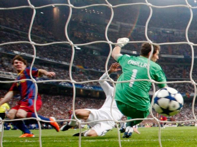 RETRO. Exact 10 jaar geleden beslechtte Messi een oorlog en beschuldigde Mourinho refs (ook De Bleeckere) van bevoordeling Barça