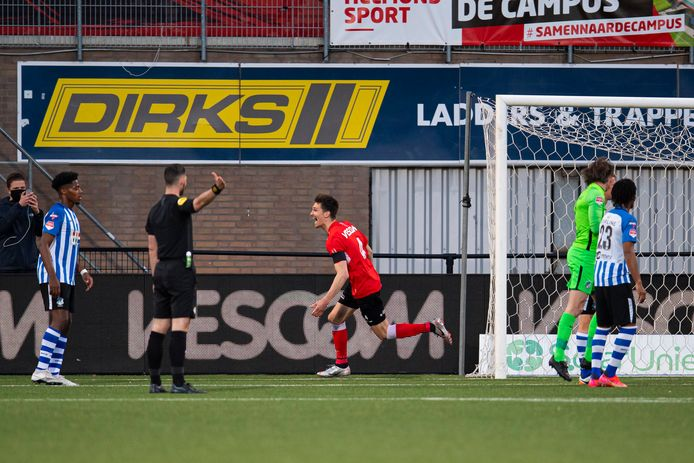 Helmond Sport - FC Eindhoven