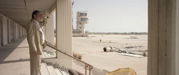 Still uit de film van Naeem Mohaiemen. Beeld Videostill van film