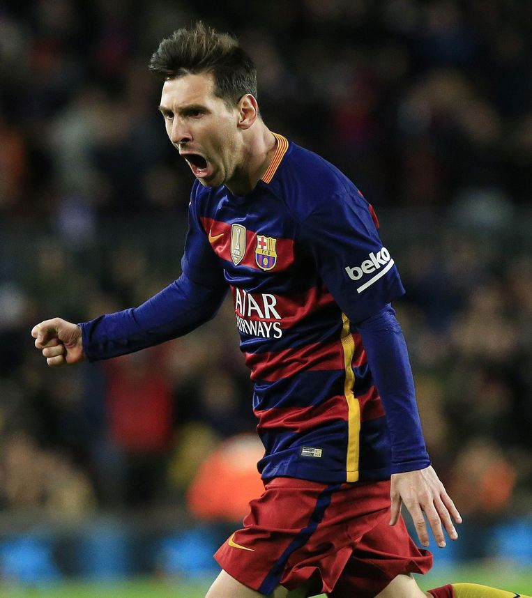 Lionel Messi. Beeld GETTY