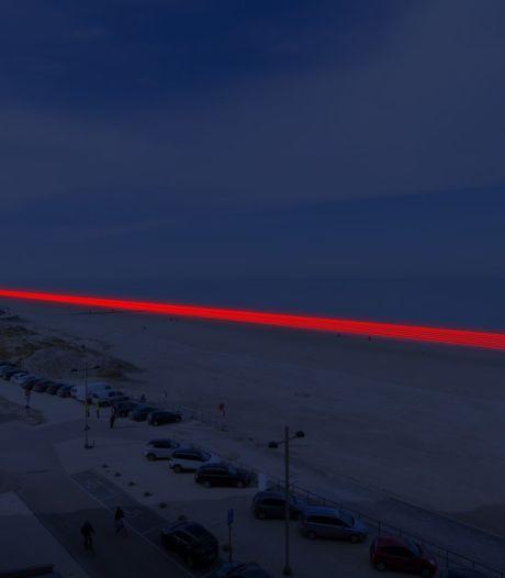 Un parcours de lumières féerique s'empare d'Ostende