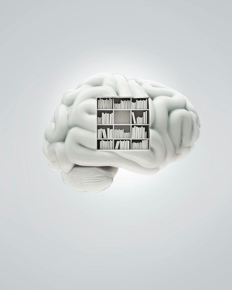 Gerritsen weet zich te verplaatsen in personen, die zich vaak op de rand van geestesziekte of van totale instorting bevinden. Beeld Getty Images