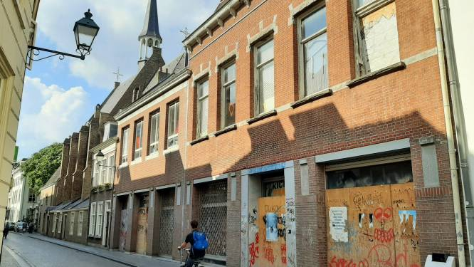 Een leegstaand pand onteigenen in Breda, zo makkelijk is dat nog niet