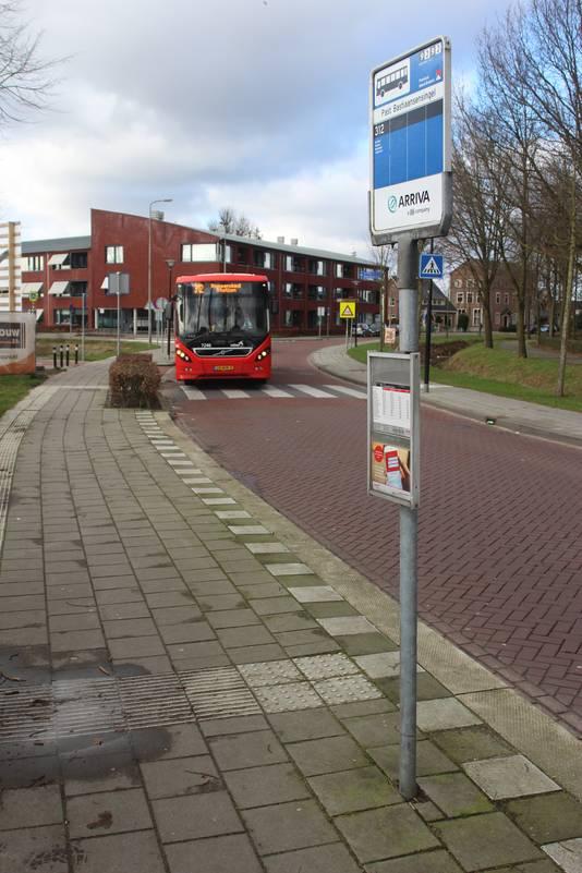 Sint Willebrord, Arriva, Lijn 312 De bushalte aan de Sint Bastiaansensingel is mogelijk een van de haltes die verdwijnt. Repo Nick Brouwer